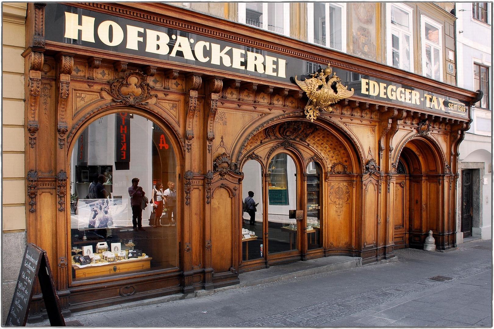 Hofbäckerei seit 1569