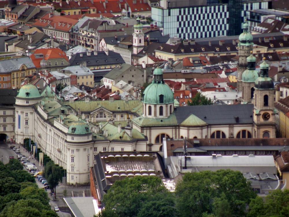 Hofburg in Innsbruck