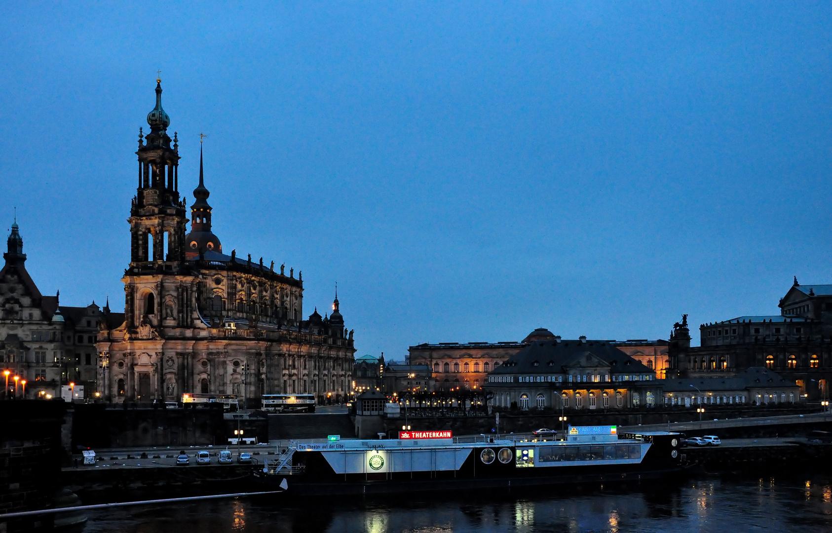 Hofkirche Dresden 1