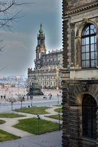 Hofkirche Dresden. (5915)