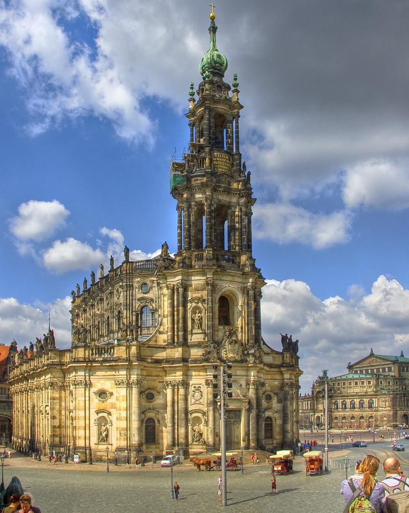 hofkirche dresden foto bild deutschland europe sachsen bilder auf fotocommunity. Black Bedroom Furniture Sets. Home Design Ideas