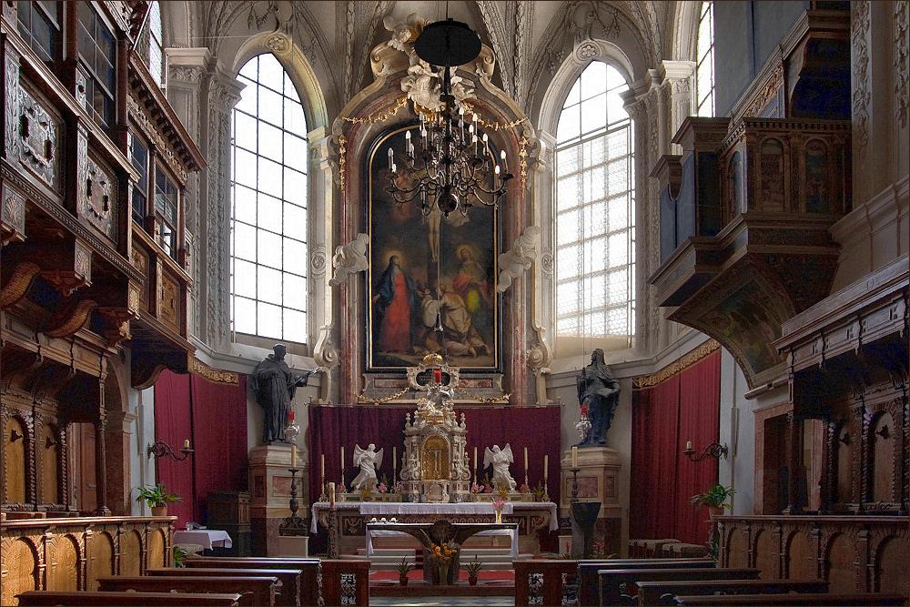 Hofkirche innsbruck foto bild architektur for Architektur innsbruck