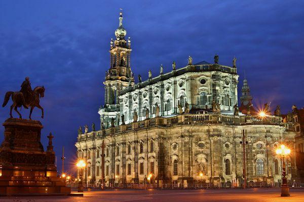Hofkirche zu Dresden