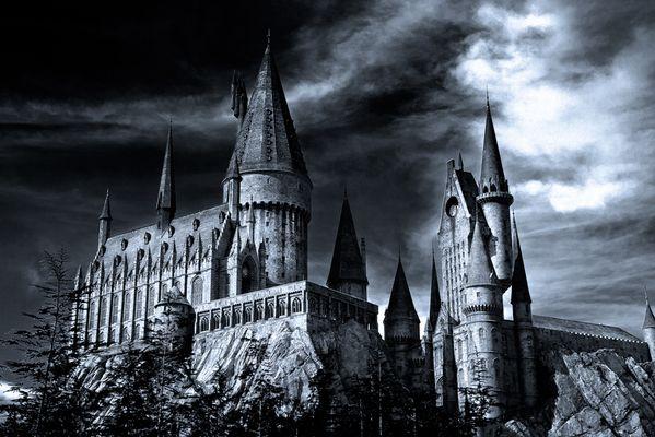 Hogwarts castle Islands of Adventure