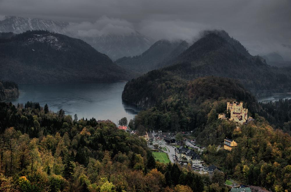 Hohenschwangau am Alpsee