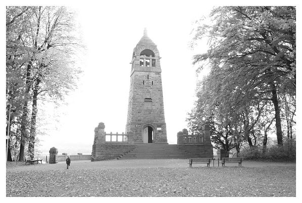 Hohenstein Witten #10 - Berger-Denkmal