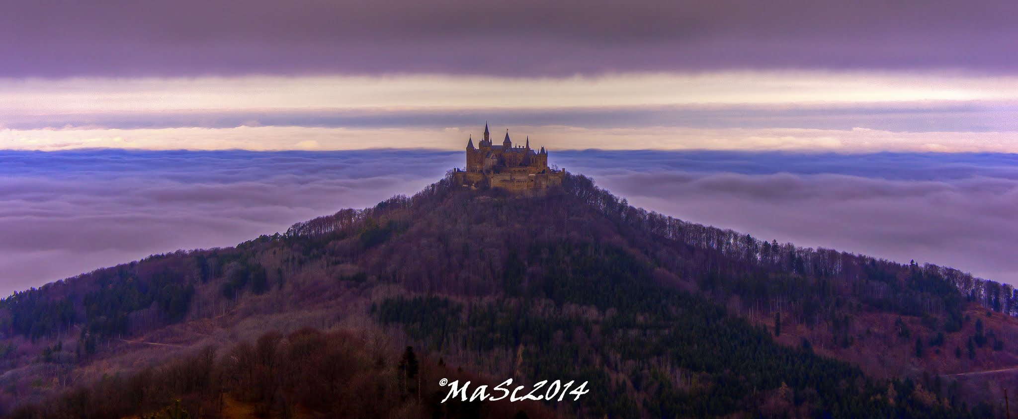 Hohenzollern - 2ter Versuch