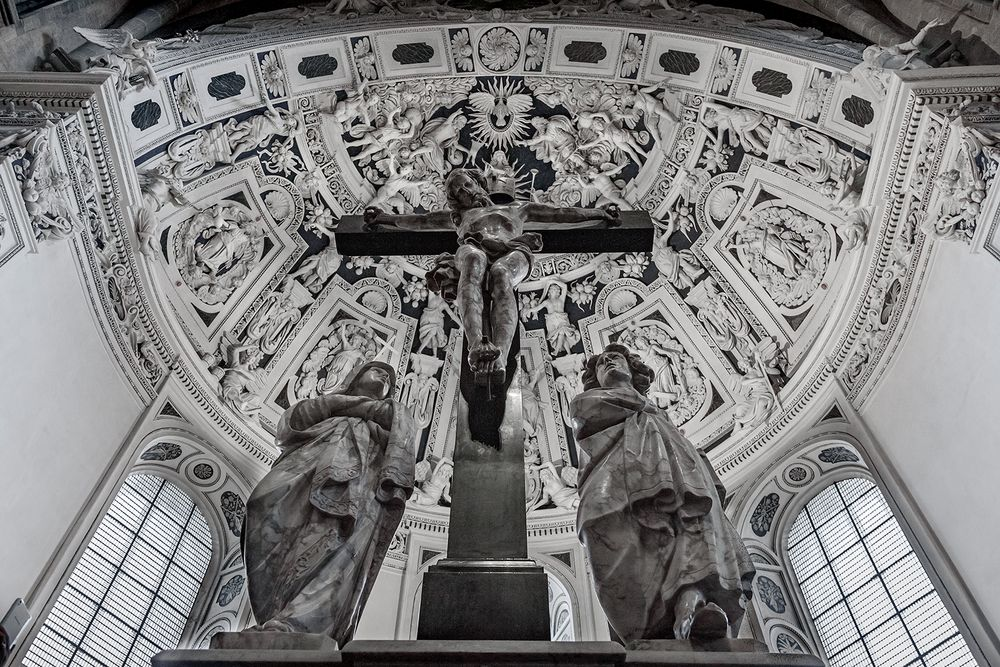 HOHER DOM ST. PETER ZU TRIER - Westchor (2)