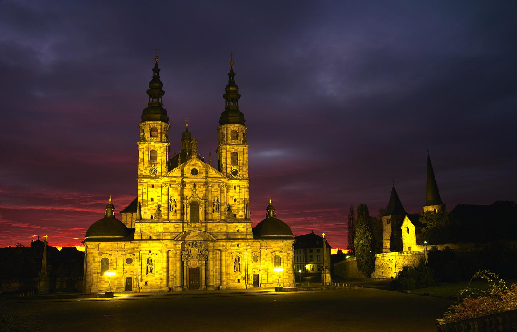 """Hoher Dom """"St. Salvator"""" zu Fulda"""