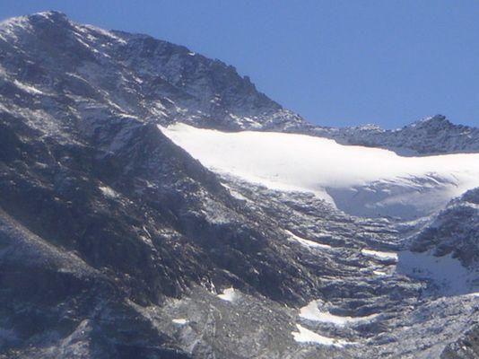Hoher Riffler (3231 m) vom Spannaglhaus!