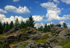 Hoher Stein - Vysoký kámen (Elstergebirge)