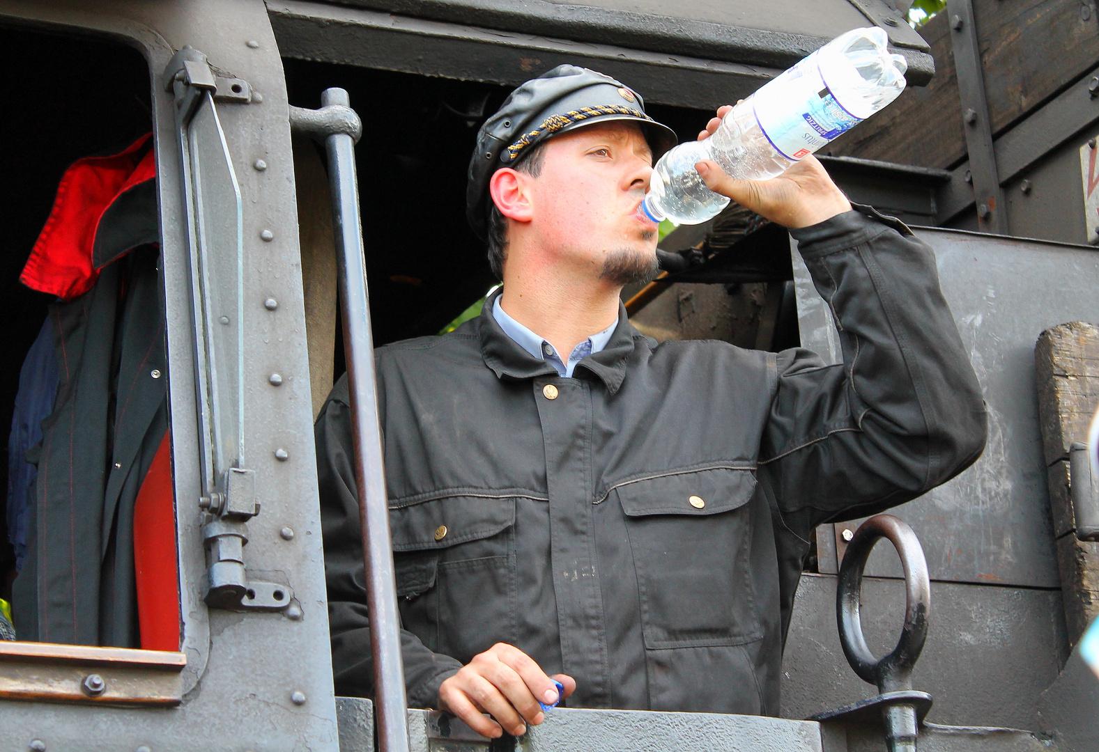 hoher Wasserbedarf