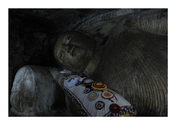 Hohlen Tempel in Dambulla