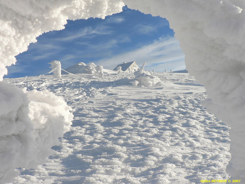 Hohneck en hiver 1