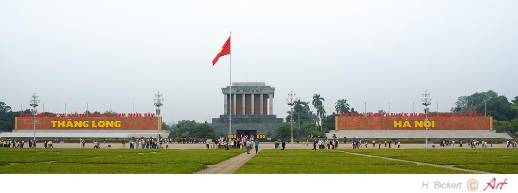 Hoi-Chi-Minh Mausoleum