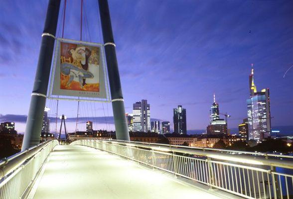 Holbeinsteg - Frankfurt