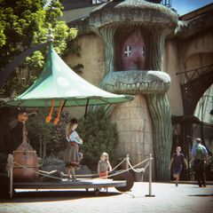Holga goes Phantasialand 6