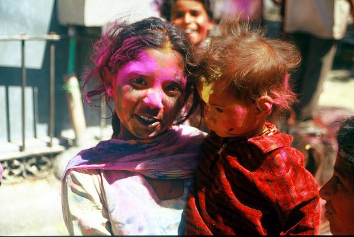 Holi - Farbenfestival
