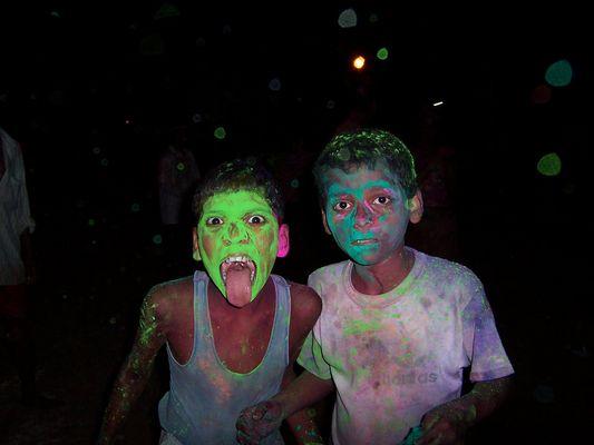 Holi-Festival in Goa