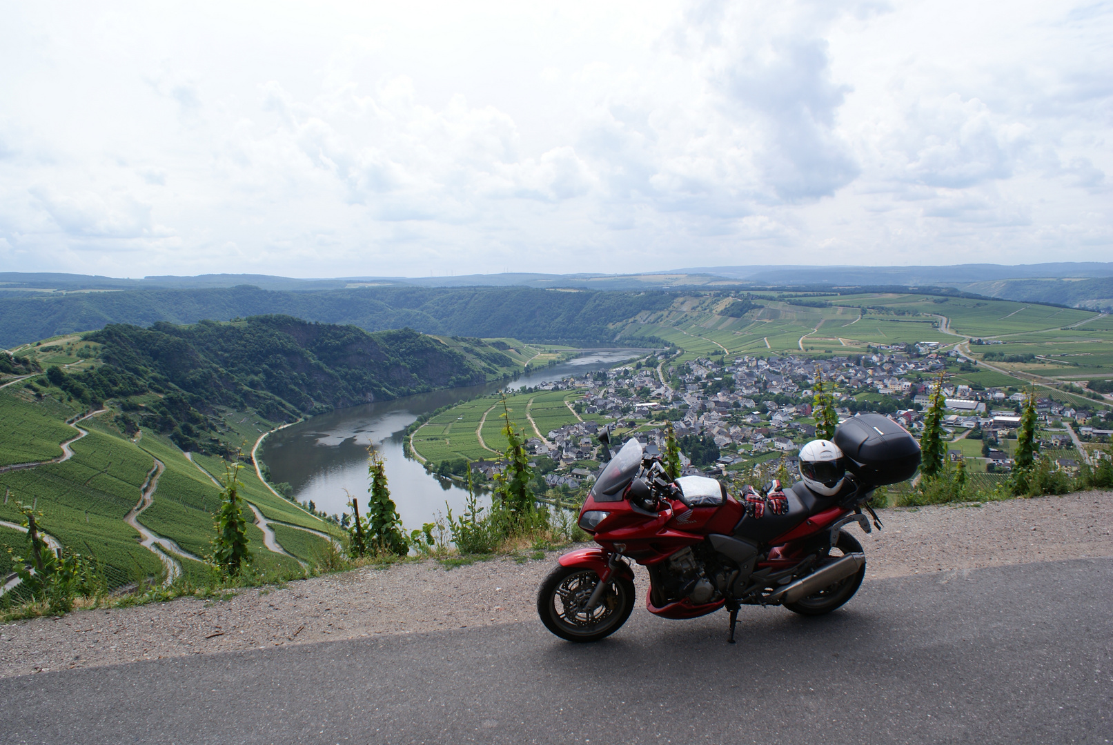 Holiday on Motorcycle