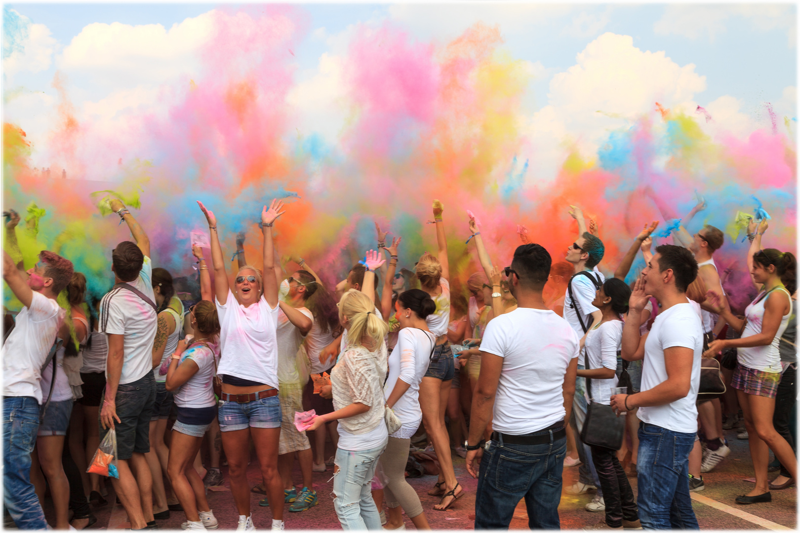 HoliFestival in Berlin