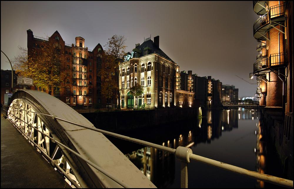 ++ Holländisch-Brookfleet-Brücke ++