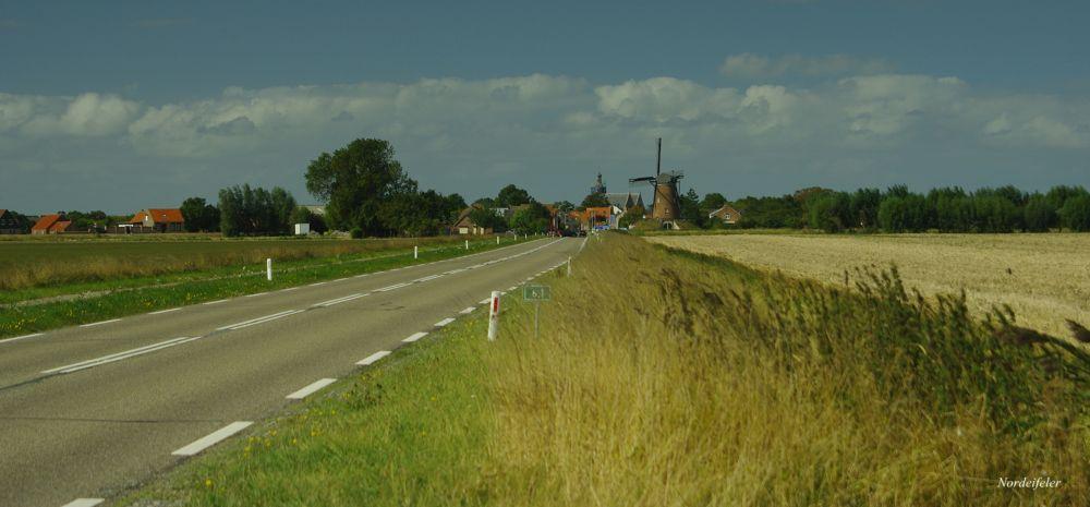 Holländische Landschaft..