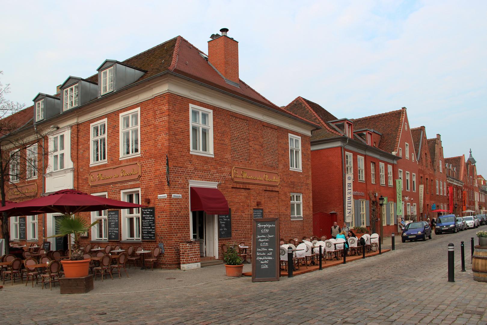 Holländisches Viertel in Potsdam