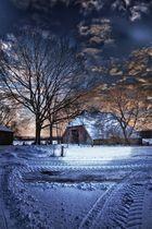 Holland im Winter (HDR)
