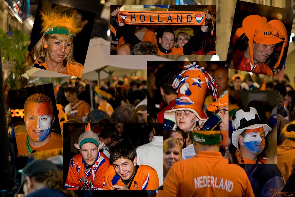 Holland in Bern