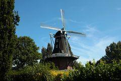 Holland ohne Mühle...
