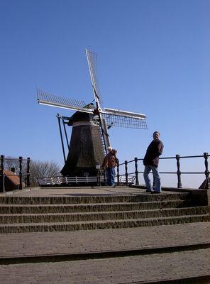 Holland-Windmühle