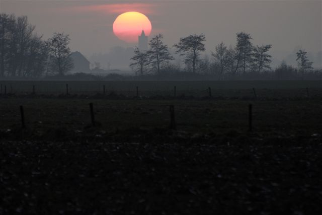 Hollandsche Rading, Holland