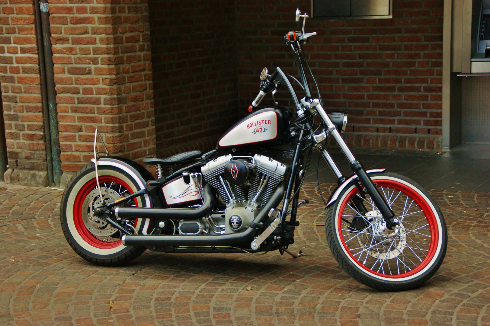 Hollister-Bike