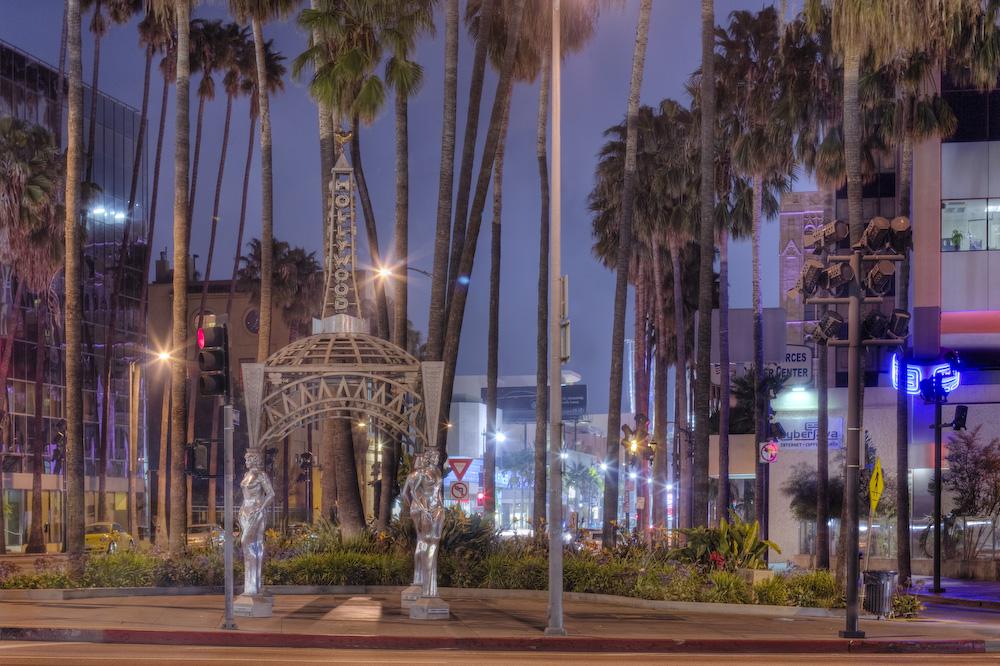 Hollywood Blvd (reload)