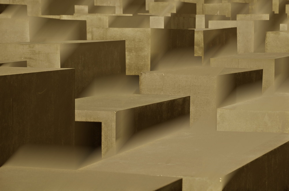 Holocaust Denkmal 2