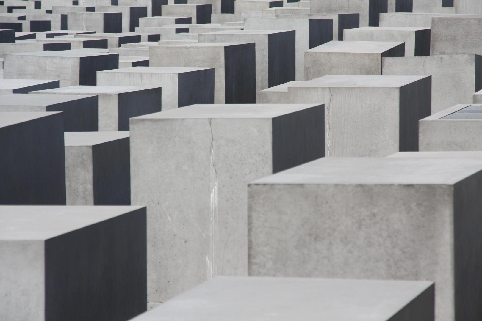 Holocaust-Mahnmahl in Berlin