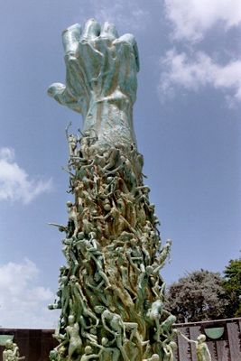 Holocaust-Mahnmal in Miami Beach.....................................