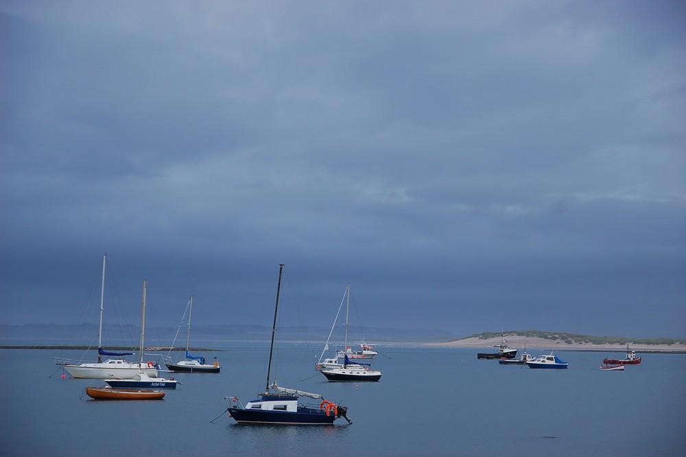 Holy Island Port