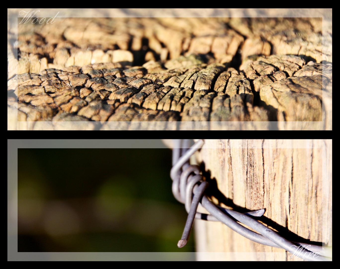 Holz hat seinen Charm
