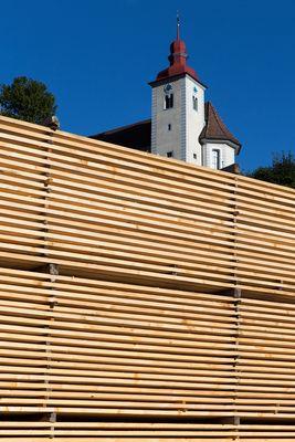 Holz-Kirche