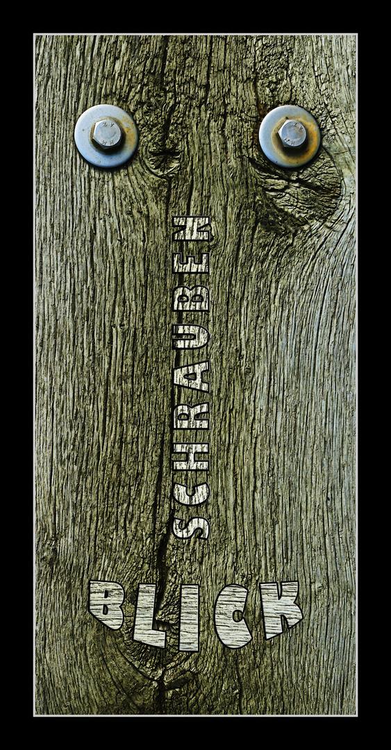 Holz lebt ...