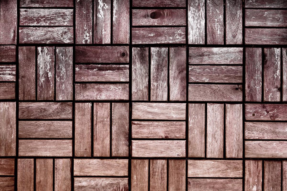 Holz Mosaik colour