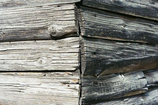 Holz - Patina