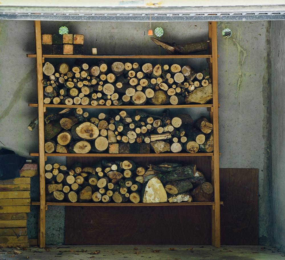 Holz - Regal