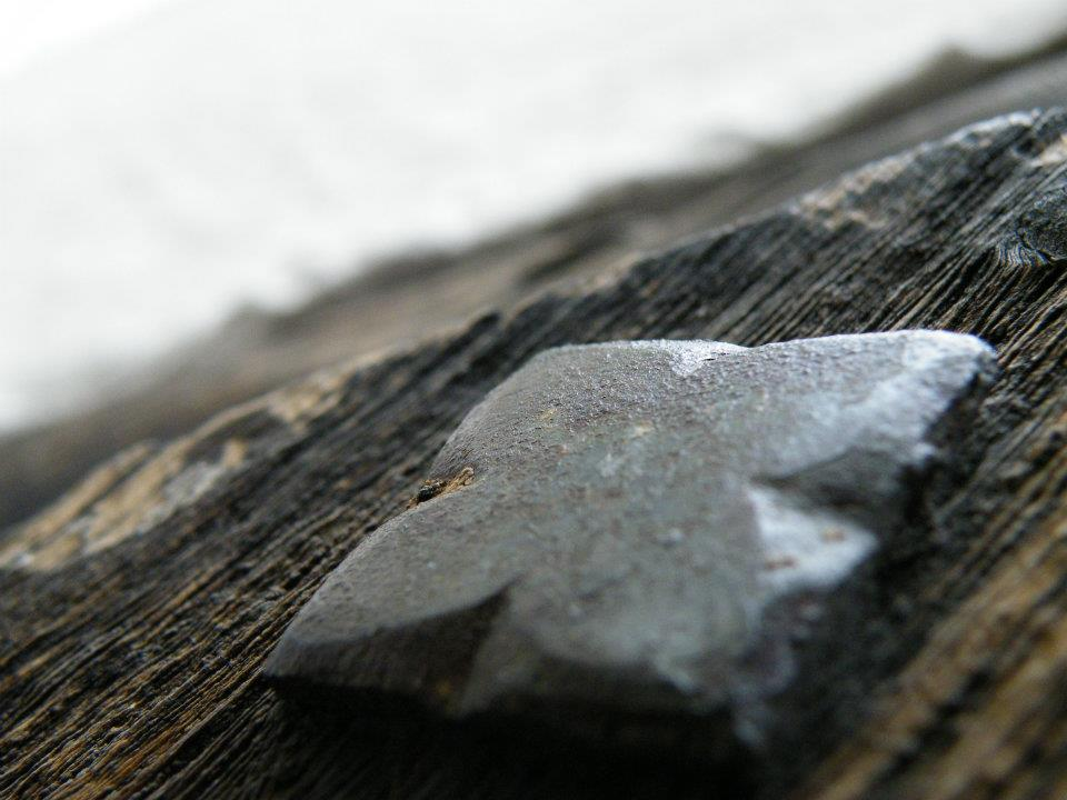 Holz und Metal
