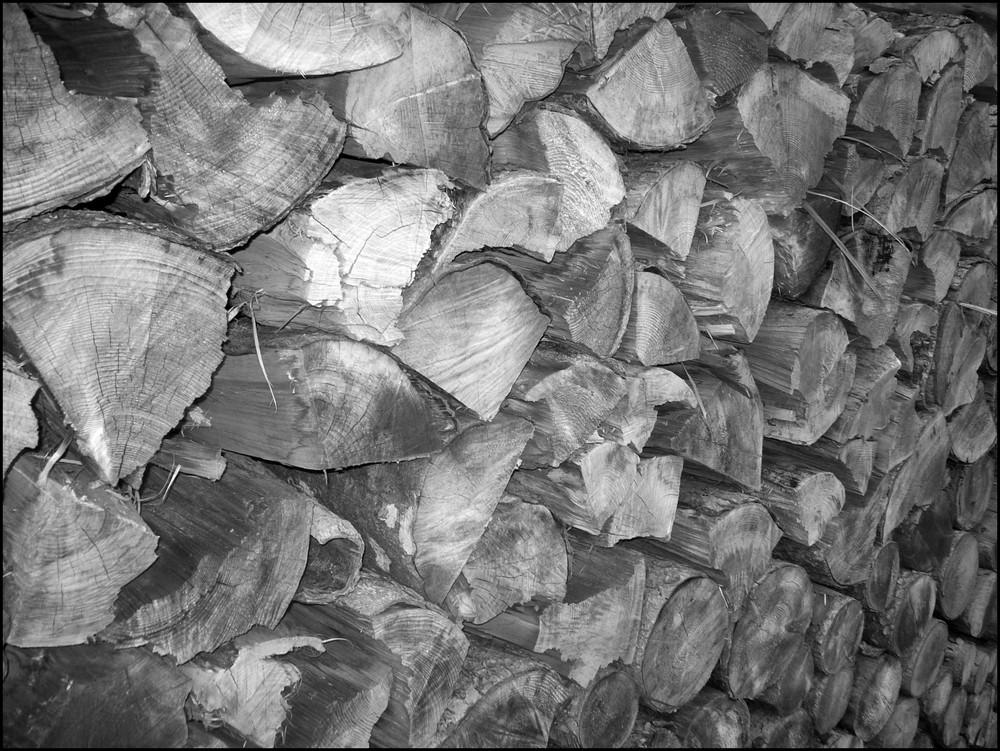 .. Holz wird alt. Die Menschen auch!