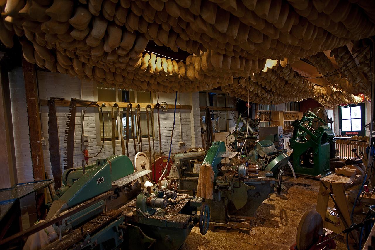 HolzClogs Manufaktur