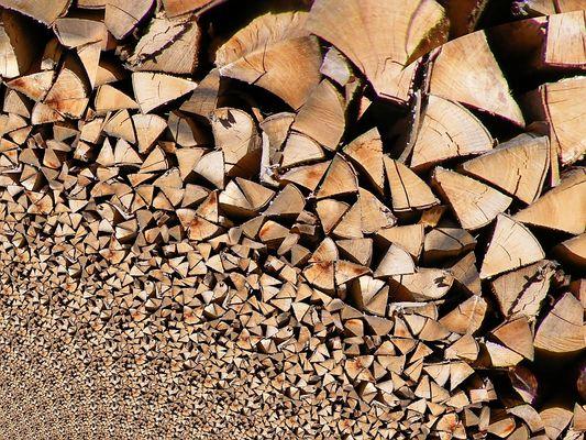 Holzfraktale