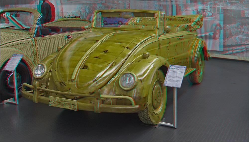 Holzkäfer (3D)
